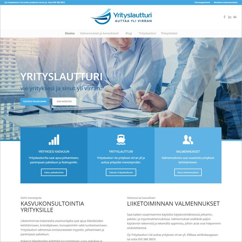 Oy Yrityslautturi Ltd