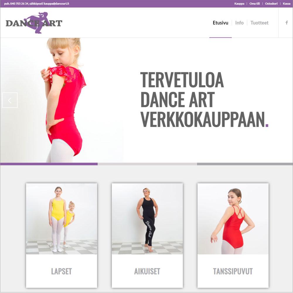 Dance Art -kauppa